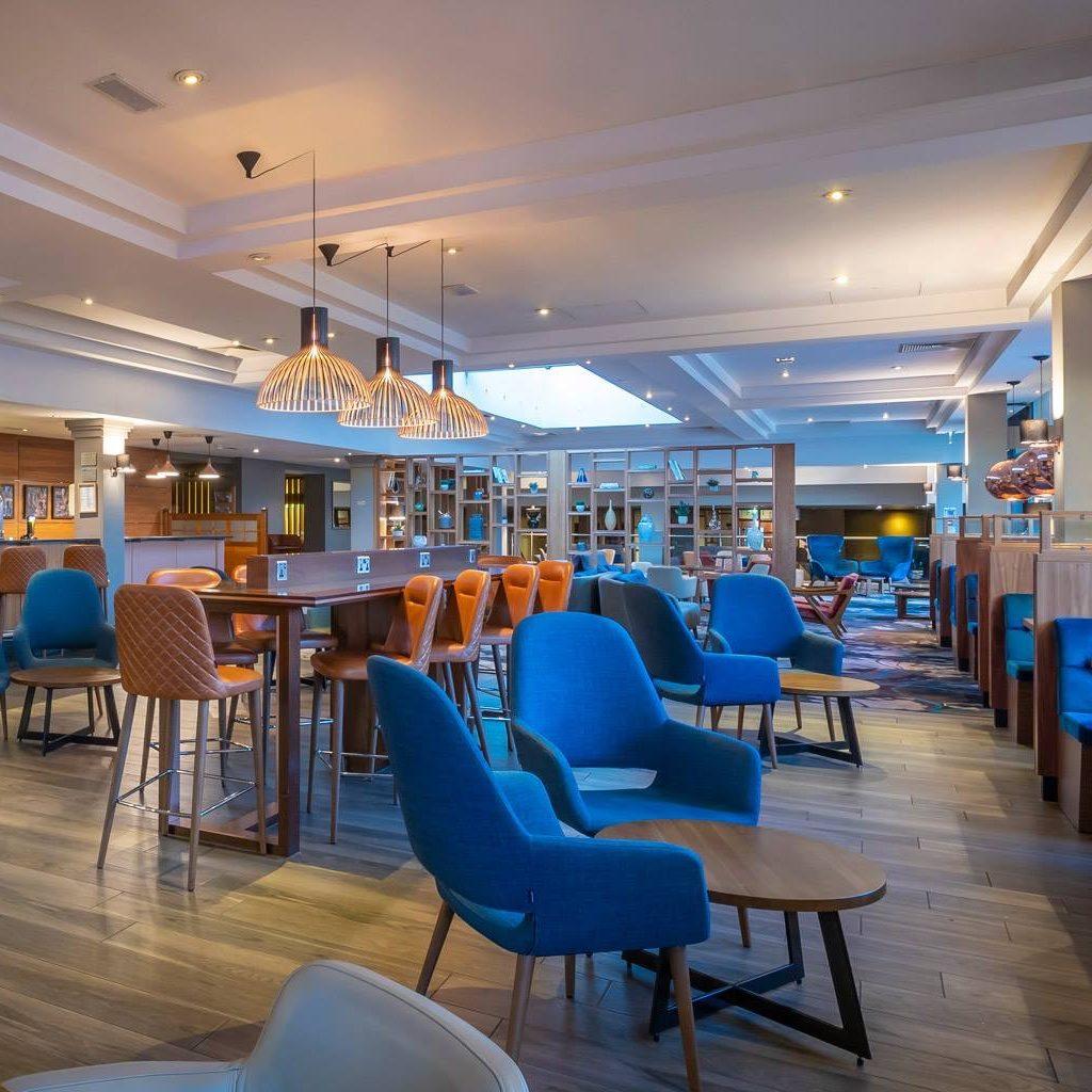 Clayton Hotel Manchester Airport free hot desks in Manchester
