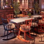 The Anthologist Rocking-chairs