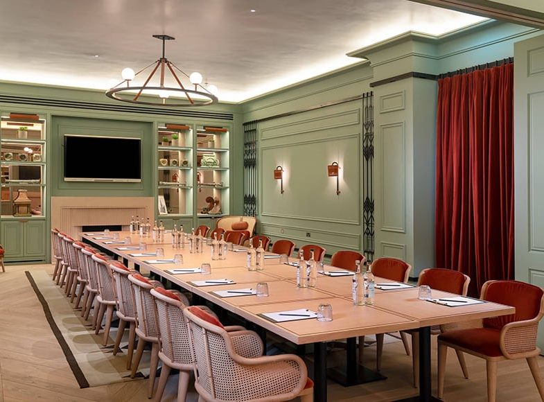 Hart Shoreditch Meeting room 1&2