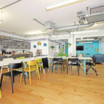 Areaworks Farringdon coworking space for freelancers and remote workers