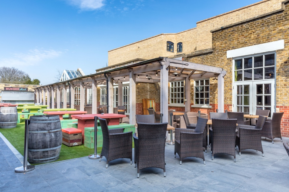 The Castle Tooting Terrace