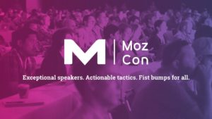 Mozcon freelancer event banner