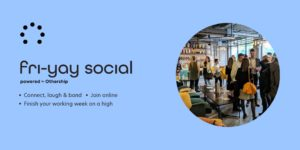 Othership Fri-yay Social Event - Network & Coffee Banner Image - an online event for freelancers, founders and flexible workers