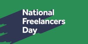Nationa; Freelancers Day Event Banner
