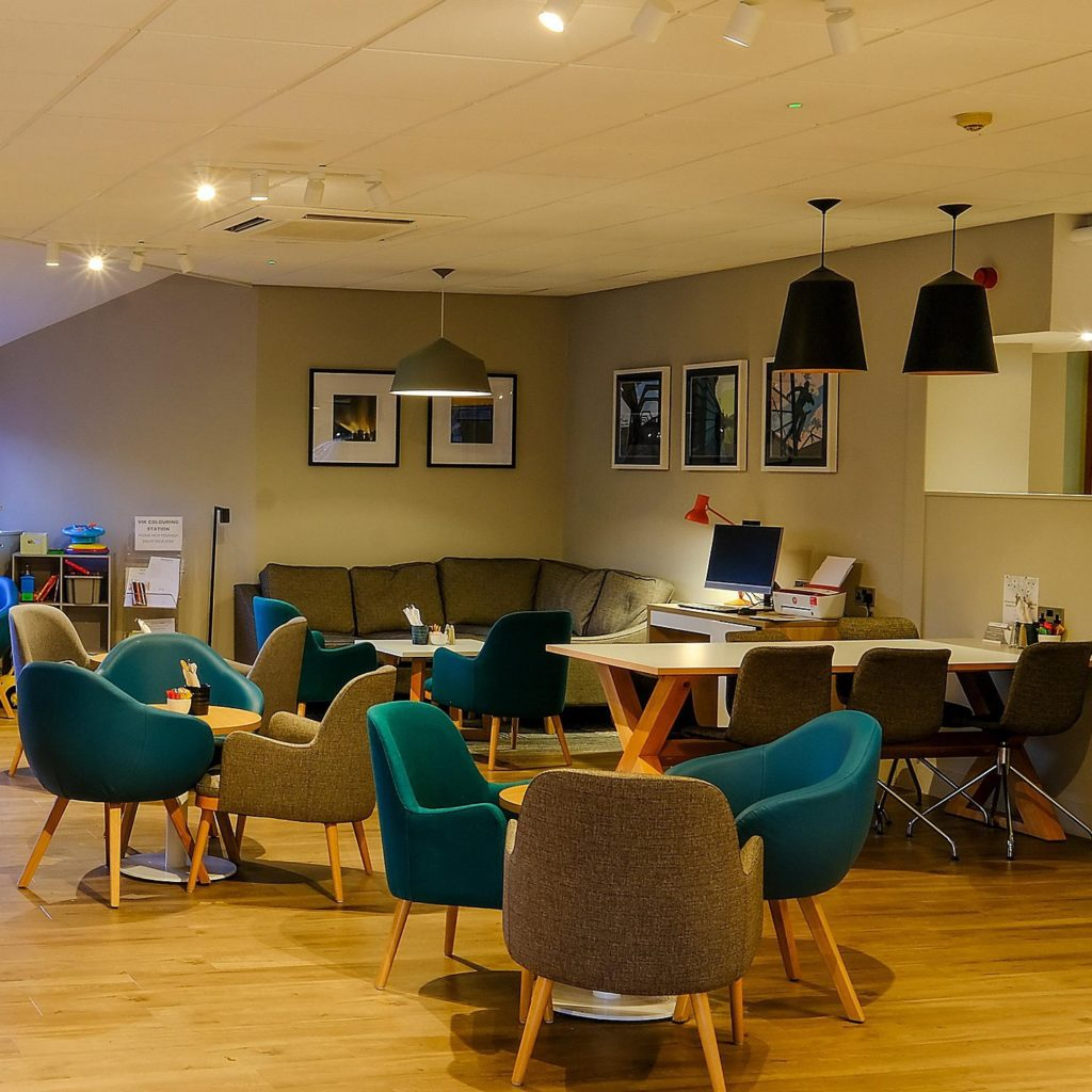 holiday inn warrington free workspace