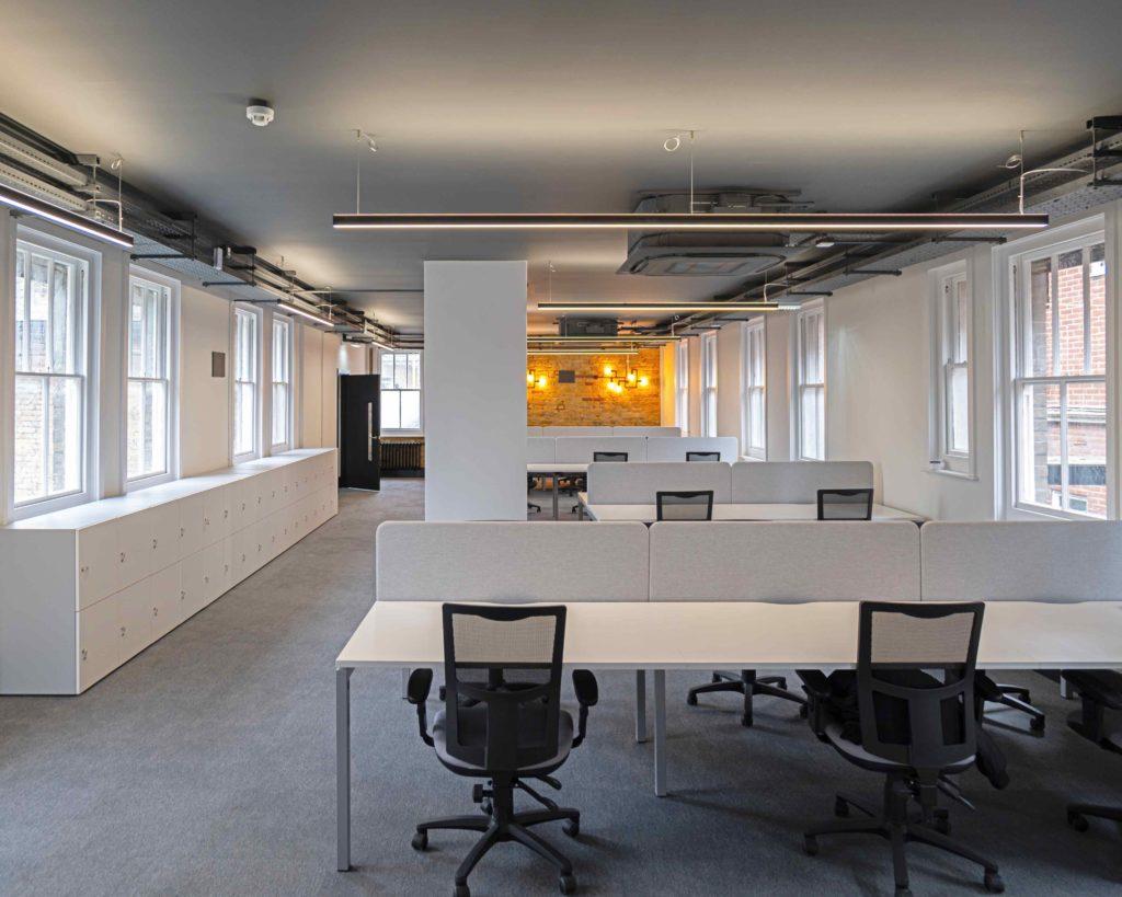 Hill Hub flexible workspace