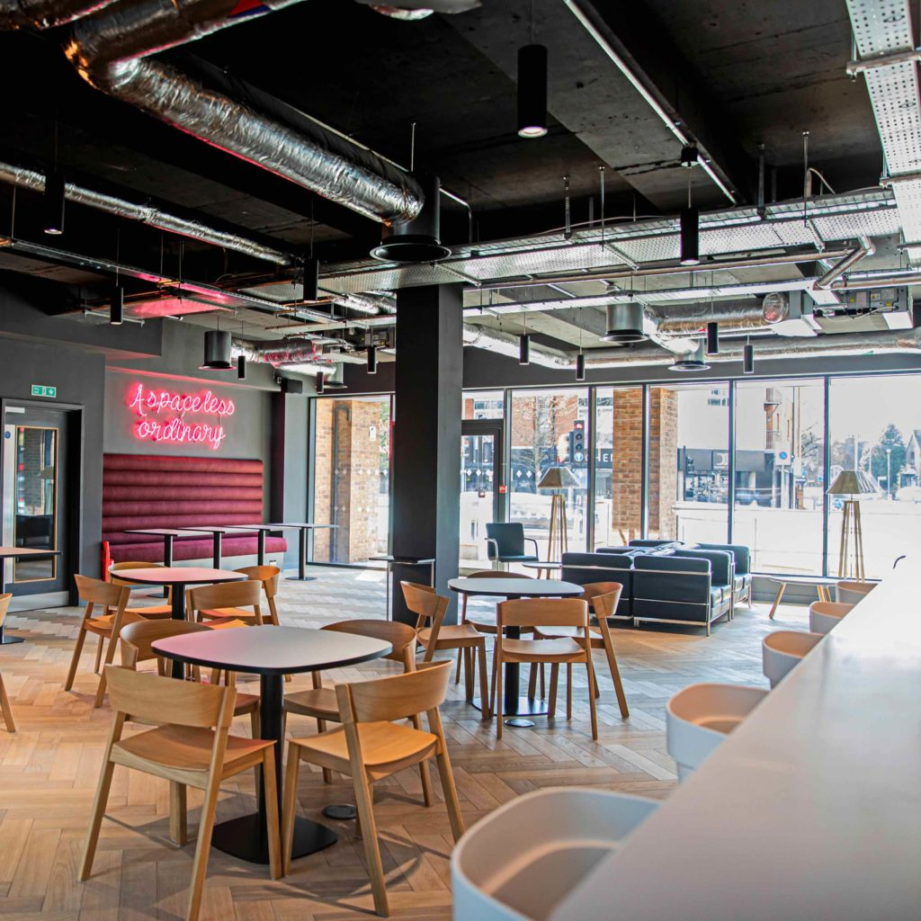 The Smith Kingston on-demand workspace