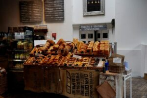 Elemental Coffee Shop in Bristol