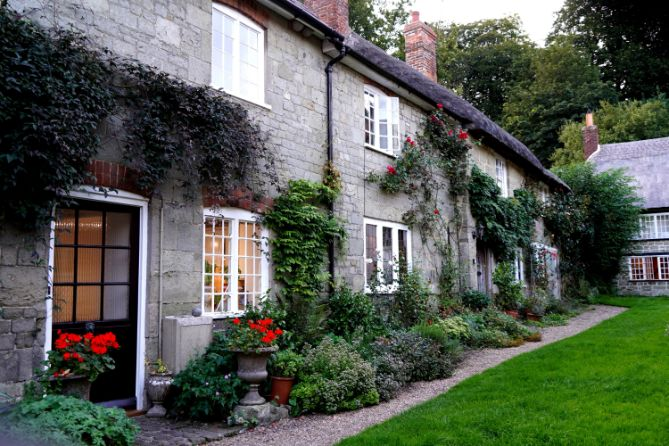 16th century cottage in Shaftesbury