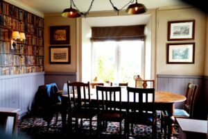 Work from The Mitre in Shaftesbury